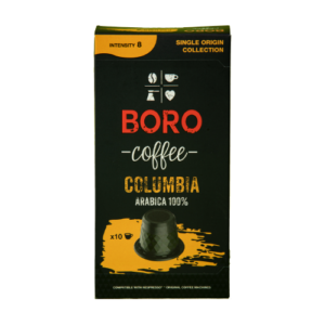 Boro-Coffee - Columbia Kapszula