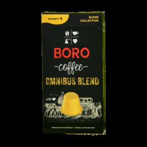 Boro-Coffee - Omnibus Blend Kapszula