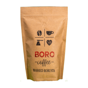 Washed Robusta - Boro Coffee