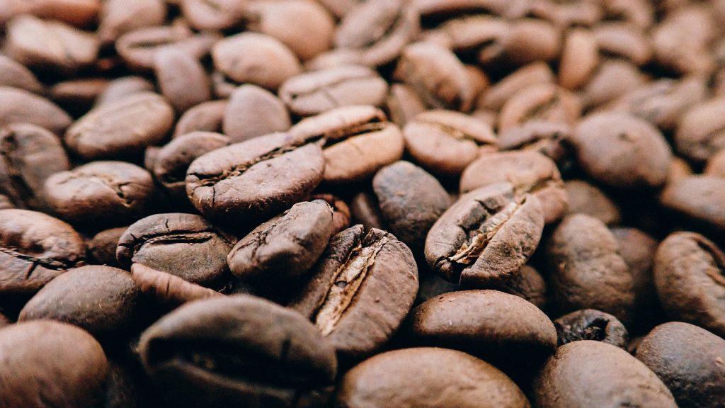 Kávészemek - Boro - Coffee