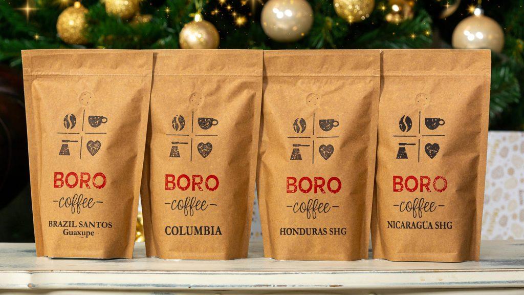 Kézműves kávéválogatás karácsonyra – Lepd meg szeretteid rabul ejtő ízekkel és illatokkal! - Boro - coffee
