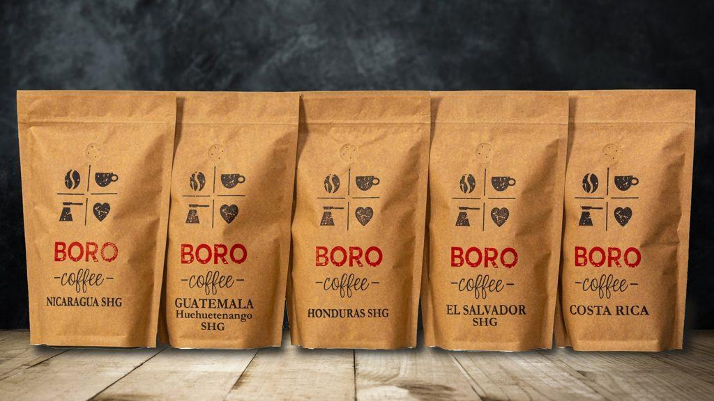 Közép-Amerika finom! Mit szólnál egy kis ízelítőhöz? - Boro Coffee